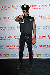 Eric West arrives at Heidi Klum's 18th Annual Halloween Party presented by Party City and SVEDKA Vodka at Magic Hour Rooftop Bar & Lounge at Moxy Times Square, on October 31, 2017.