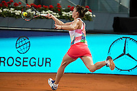 MADRID OPEN TENNIS 2016. HALEP v STOSUR