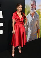 LOS ANGELES, CA. September 13, 2018: Adriana Fonseca at the premiere for &quot;Life Itself&quot; at the Cinerama Dome.<br /> Picture: Paul Smith/Featureflash