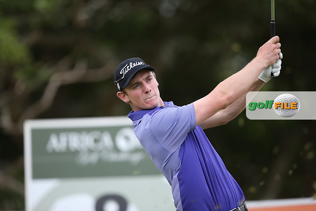 Todd Sinnott (AUS) carded a 75 during Round One of the Africa Open 2015 at the East London Golf Club, East London, Eastern Cape, South Africa. Picture:  David Lloyd / www.golffile.ie. 05/03/2015