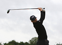 Thomas Linard (FRA) on the 11th tee during Round 2 of the Bridgestone Challenge 2017 at the Luton Hoo Hotel Golf &amp; Spa, Luton, Bedfordshire, England. 08/09/2017<br /> Picture: Golffile | Thos Caffrey<br /> <br /> <br /> All photo usage must carry mandatory copyright credit     (&copy; Golffile | Thos Caffrey)