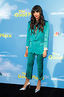 """LOS ANGELES - JUN 7:  Jameela Jamil at the NBC's """"The Good Place"""" FYC Event at the Television Academy on June 7, 2019 in North Hollywood, CA"""