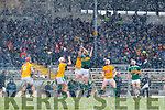 Michael O'Leary  Kerry in action against  Meath during the Allianz Hurling League Division 2A Round 5 match between Kerry and Meath at Fitzgerald Stadium in Killarney, on Sunday.
