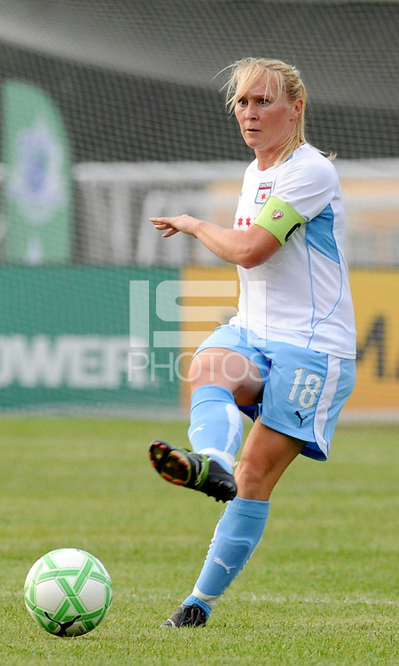 Frida Ostberg...Saint Louis Athletica defeated Chicago Red Stars 2-0 at Anheuser-Busch Soccer Park, Fenton, MO