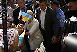 20110725_Tymoschenko und ihre Anhänger / Tymoshenko and her supporters