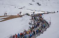 Umbrailpass (Alt: 2502m)<br /> <br /> Stage 16: Rovett &rsaquo; Bormio (222km)<br /> 100th Giro d'Italia 2017