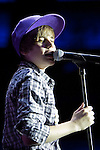 JUSTIN BIEBER. The artist performs a sold-out Valentine's Day show at the Hollywood Palladium on Sunset Boulevard. Los Angeles, CA, USA. February 14, 2010.