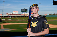 Andrew Patrick during the Under Armour All-America Tournament powered by Baseball Factory on January 17, 2020 at Sloan Park in Mesa, Arizona.  (Zachary Lucy/Four Seam Images)