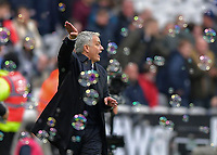 Jos Mourinho Manager of Tottenham Hotspur during the Premier League match between West Ham United and Tottenham Hotspur at the London Stadium, Olympic Park, London, England on 23 November 2019. PUBLICATIONxNOTxINxUK Copyright: xVincexxMignottx PMI-3214-0068<br /> Foto Imago/Insidefoto <br /> ITALY ONLY