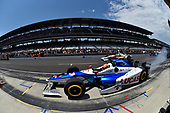 Verizon IndyCar Series<br /> Indianapolis 500 Carb Day<br /> Indianapolis Motor Speedway, Indianapolis, IN USA<br /> Friday 26 May 2017<br /> Jay Howard, Schmidt Peterson Motorsports Honda<br /> World Copyright: Scott R LePage<br /> LAT Images<br /> ref: Digital Image lepage-170526-indy-9739