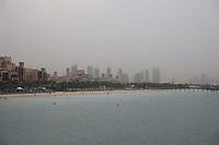 General views from the Burj al Arab, Jumeirah, Dubai, United Arab Emirates on 1.4.19.