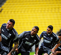 141114 Four Nations Rugby League - Kiwis Captain's Run