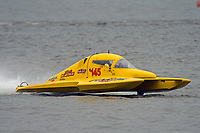 "Scott Liddycoat, S-145 ""Willard Wilson's Lil' Lectron"" (2.5 Litre Stock hydroplane(s)"
