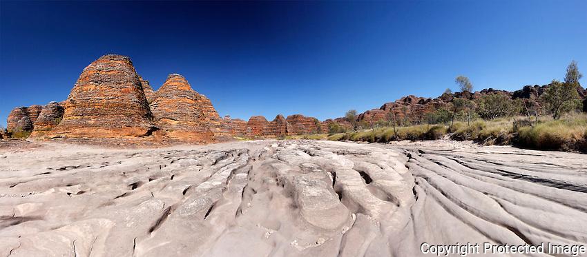 Picaninny Gorge in Purnululu National Park, Western Australia