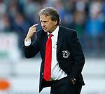 Nederland, Rotterdam, 15 mei 2014<br /> Jupiler play-offs<br /> Finale<br /> Sparta - FC Dordrecht <br /> Gert Kruys, trainer-coach van Sparta