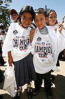 Nicaragua - New England Patriots win Super bowl XLII, in Diriamba, Nicaragua
