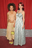 Talia Grant and Carrie Grant at the British Soap Awards 2019, The Lowry Theatre, Pier 8, The Quays, Media City, Salford, Manchester, England, UK, on Saturday 01st June 2019.<br /> CAP/CAN<br /> ©CAN/Capital Pictures