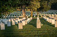 Fort Scott National Cemetery, Fort Scott Kansas.  Fort Scott was established in 1842, on what was known as Military Road, between&nbsp;Fort Leavenworth, Kansas&nbsp;and&nbsp;Fort Gibson, Oklahoma. It was named for Lieutenant General&nbsp;Winfield Scott. During the initial years, a small plot on the west side of the fort was used as a cemetery. In 1861, a new plot was purchased, and named Presbyterian Graveyard as it was maintained by the Presbyterian Church. During the&nbsp;American Civil War, it was used to inter soldiers who died in battles near in the area. The plot and an adjacent tract of land became Fort Scott National Cemetery on November 15, 1862. One of the twelve original&nbsp;United States National Cemeteries&nbsp;designated by&nbsp;Abraham Lincoln, it has the distinction of being listed as U.S. National Cemetery #1.<br /> <br /> At the end of the Civil War, the original fort cemetery interments were moved into the National Cemetery, as well, at the close of the&nbsp;Indian Wars, many frontier posts, such as Fort Lincoln, were abandoned and had their cemeteries transferred to Fort Scott.