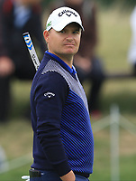 James Morrison (ENG) on the 5th green during Round 3 of the D+D Real Czech Masters at the Albatross Golf Resort, Prague, Czech Rep. 02/09/2017<br /> Picture: Golffile | Thos Caffrey<br /> <br /> <br /> All photo usage must carry mandatory copyright credit     (&copy; Golffile | Thos Caffrey)
