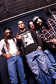 Pantera; Session, In New York City, 1992<br /> Photo Credit: Eddie Malluk/Atlas Icons.com