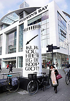 Nederland - Rotterdam - 26 maart 2018.  De Koopgoot.    Foto Berlinda van Dam / Hollandse Hoogte.