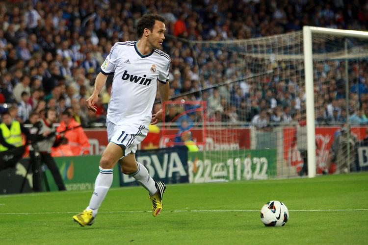 Carvalho (R. Madrid).