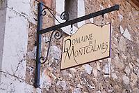 Domaine de Montcalmes in Puechabon. Terrasses de Larzac. Languedoc. France. Europe.