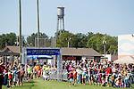 7th Annual Oregon Kid's Triathlon on August 12, 2012 in Oregon, Wisconsin. (Photo by David Stluka)