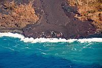 PAHOA, HI - June 2, 2018:  Hawaii's Kilauea Volcano in Pahoa, HI on June 2, 2018. <br /> CAP/MPI/EKP<br /> &copy;EKP/MPI/Capital Pictures