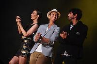 SASHA, BENNY Y ERIK  , LEON, MEX