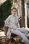 Sunday Mail Fashion with MIrella , Winter Kints on location at Harndorf . Photo: Nick Clayton