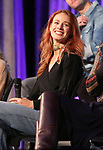 Teal Wicks on stage during Broadwaycon at New York Hilton Midtown on January 11, 2019 in New York City.