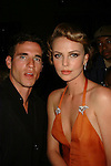 Dean Kelly &amp; Charlize Theron<br />2000 Vanity Fair Post Oscar Party<br />Morton's Restaurant<br />Los Angeles, California, USA<br />March 26, 2000<br />Photo by Celebrityvibe.com