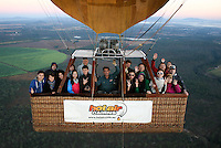 20130809 09 August Hot Air Balloon Cairns