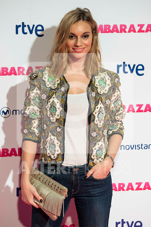 Norma Ruiz attends to the premiere of the film &quot;Embarazados&quot; at Capitol Cinemas in Madrid, January 27, 2016.<br /> (ALTERPHOTOS/BorjaB.Hojas)