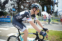 Niki Terpstra (NLD/OPQS) to the start<br /> <br /> Heistse Pijl 2014