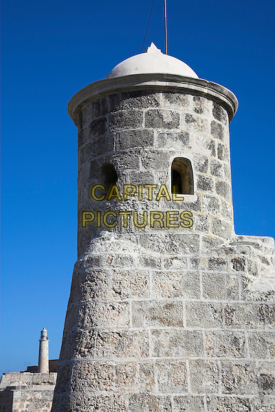 Castillo de San Salvador de la Punta, Havana, La Habana Vieja, Cuba