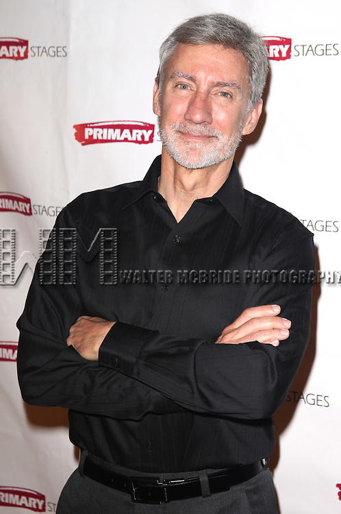 David Garrison.attending the Opening Night Party for the Primary Stages Production of 'Olive and the Bitter Herbs' in New York City. ...