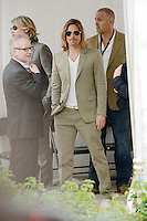 "Brad Pitt attending the ""Killing them Softly"" Photocall during the 65th annual International Cannes Film Festival in Cannes, France, 22nd May 2012..Credit: Timm/face to face /MediaPunch Inc. ***FOR USA ONLY***"