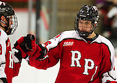 Mark Miller (RPI - 26) - The Harvard University Crimson defeated the visiting Rensselaer Polytechnic Institute Engineers 4-0 (EN) on Saturday, November 10, 2012, at Bright Hockey Center in Boston, Massachusetts.