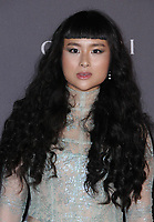 04 November  2017 - Los Angeles, California - Asia Chow. 2017 LACMA Art+Film Gala held at LACMA in Los Angeles. <br /> CAP/ADM/BT<br /> &copy;BT/ADM/Capital Pictures