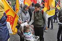 - 26 ottobre 2018, sciopero generale nazionale indetto dal sindacato di base Cub (Confederazione unitaria di base) per la difesa del reddito di cassintegrati e lavoratori atipici, manifestazioe a Milano<br />