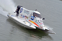 Chris Fairchild (#62) (F1 Tunnel Boat)