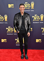 Raymond Braun at the 2018 MTV Movie &amp; TV Awards at the Barker Hanger, Santa Monica, USA 16 June 2018<br /> Picture: Paul Smith/Featureflash/SilverHub 0208 004 5359 sales@silverhubmedia.com