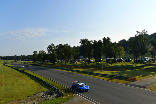 IMSA WeatherTech SportsCar Championship<br /> Michelin GT Challenge at VIR<br /> Virginia International Raceway, Alton, VA USA<br /> Saturday 27 August 2017<br /> 93, Acura, Acura NSX, GTD, Andy Lally, Katherine Legge<br /> World Copyright: Richard Dole<br /> LAT Images<br /> ref: Digital Image DSC_7015