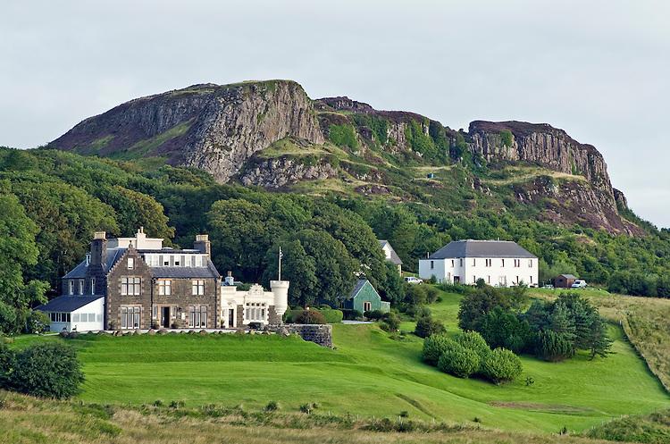 Landscape, Flodigarry, Isle of Skye, Scotland