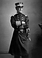 Adm. David G. Farragut, ca. 1863  Mathew Brady Collection. (Army)<br /> Exact Date Shot Unknown