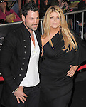 Kirstey Alley and Maxsim Chmerkovskiy at Walt Disney Pictures Premiere of Pirates of the Caribbean : On Stranger Tides held at Disneyland in Anaheim, California on May 07,2011                                                                               © 2010 Hollywood Press Agency