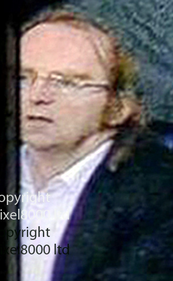 Internet pic shows: Victims of flight MH17<br /> <br /> Newcastle fan John Alder - known as the Undertaker in this capture from TV in the crowd at a Newcastle game.<br /> <br /> Picture by Pixel8000 07917221968