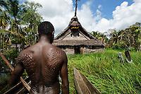 The Sepik River, Papua New Guinea, 2010